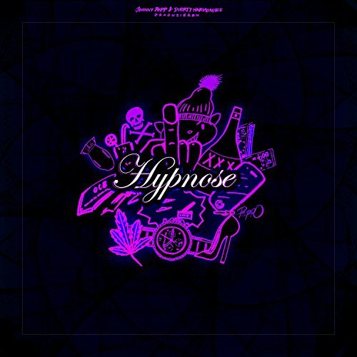Johnny Pepp – Hypnose Album Cover