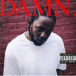 Kendrick Lamar - Damn Album Cover