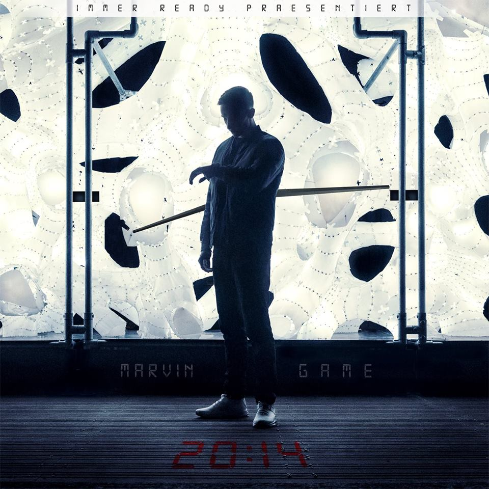 Marvin Game – 20:14 Album Cover