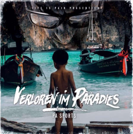 PA Sports – Verloren im Paradies Album Cover