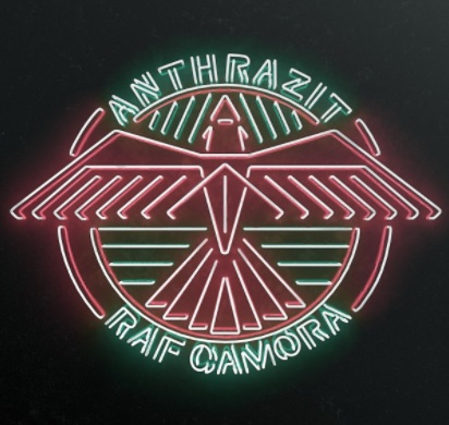 RAF Camora – Anthrazit Album Cover