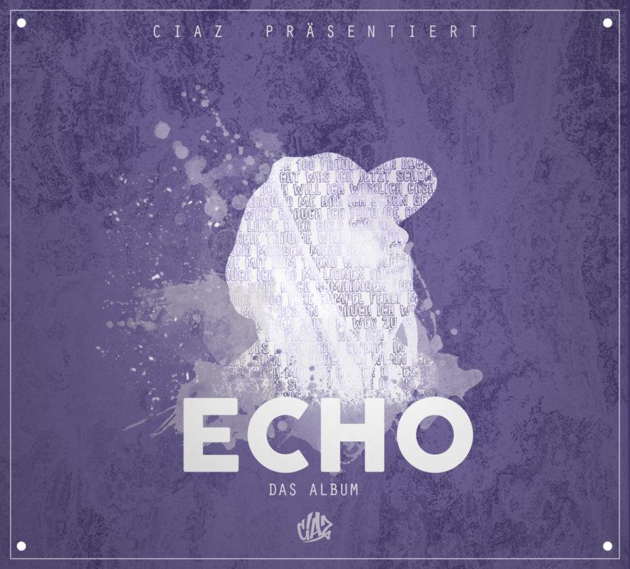 CIAZ – Echo Album Cover