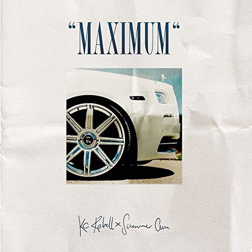KC Rebell & Summer Cem – Maximum Album Cover