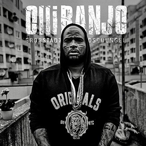 Olli Banjo – Großstadtdschungel Album Cover