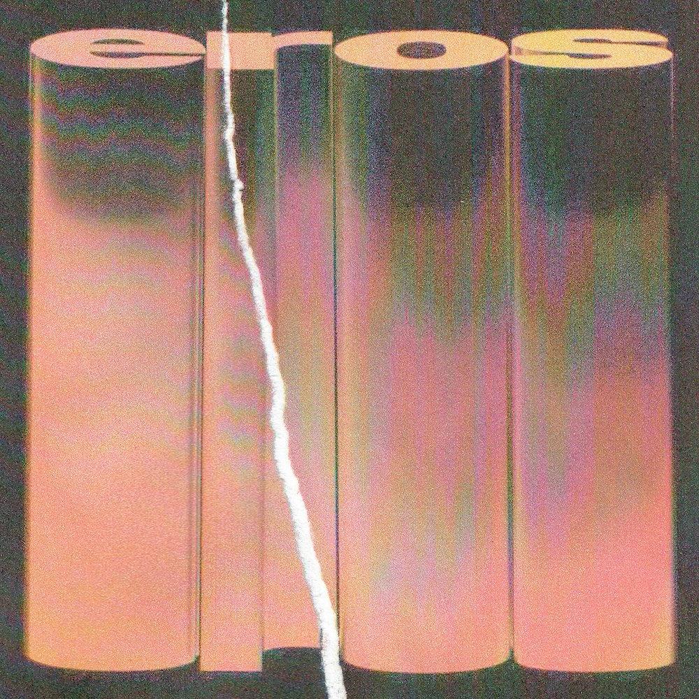 RIN – EROS Album Cover