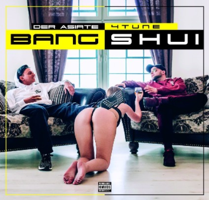 Der Asiate & 4Tune – Bang Shui Album Cover