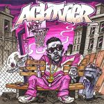 Achtvier - Mr. F Album Cover