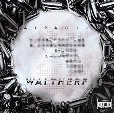 Alpa Gun – Walther-P Album Cover