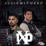 Azzis mit Herz - Zehn X Album Cover