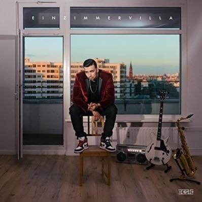 BRKN – Einzimmervilla Album Cover