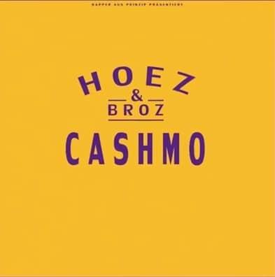 Cashmo – Hoez & Broz Album Cover