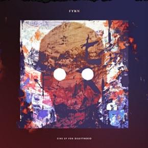 Dissythekid - Fynn EP Cover