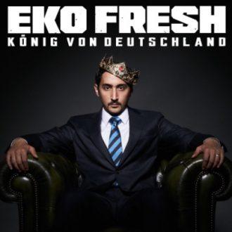 Eko Fresh - Koenig von Deutschland Album Cover