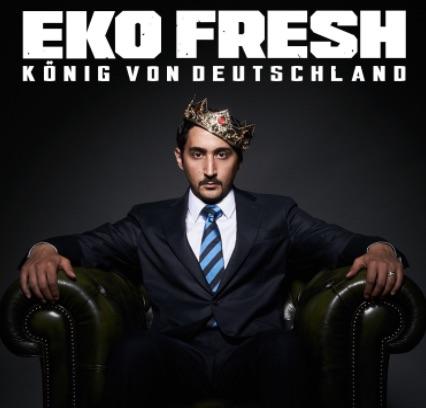 Eko Fresh – König von Deutschland Album Cover