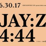 Jay-Z - 444 Promotion Cover