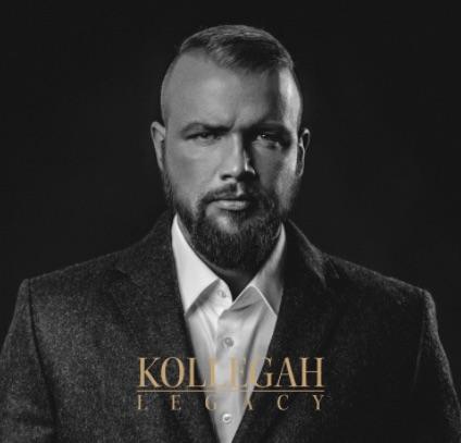 Kollegah – Legacy Album Cover