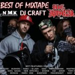 MC Bogy - Dj Craft - Best of Mixtape Cover