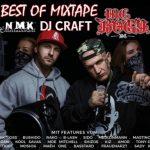 MC Bogy - Dj Craft - Best of Mixtape Cover