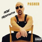 Pasher - Meine Praedestination Album Cover
