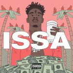 21 Savage - Issa Album Cover
