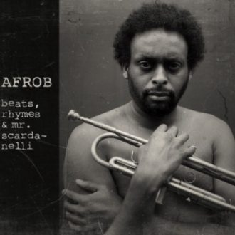 Afrob - Beats Rhymes Mr Scardanelli Album Cover