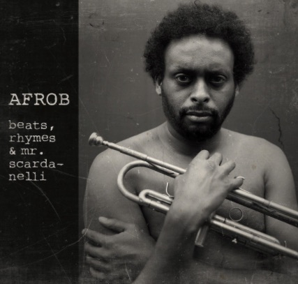 Afrob – Beats, Rhymes & Mr. Scardanelli Album Cover