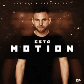 EstA – Motion EP Album Cover