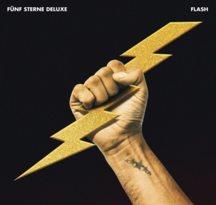 5 Sterne Deluxe – Flash Album Cover
