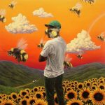 Tyler the creator - flower boy Album Cover