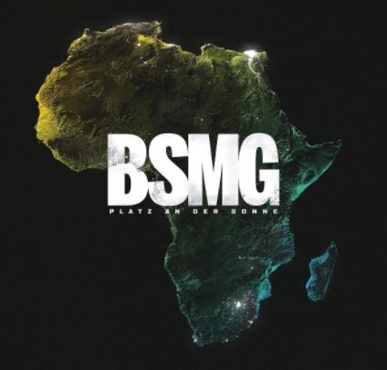 BSMG – Platz an der Sonne Album Cover