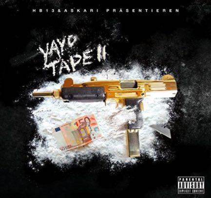 Baba Saad – Yayo Tape II Album Cover