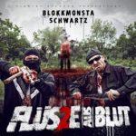 Blokkmonsta Schwartz - Fluesse aus Blut 2 Album Cover