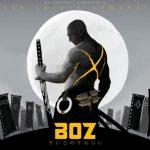 Boz - Der letzte Samurai EP Cover