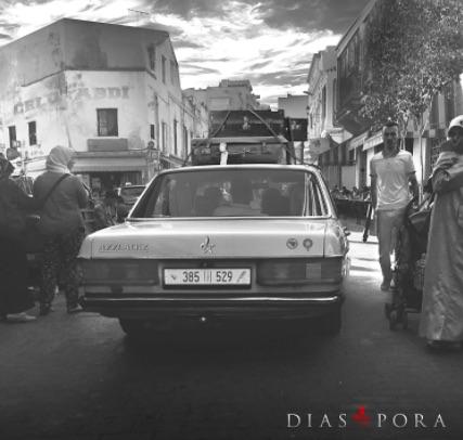 Celo & Abdi – Diaspora Album Cover