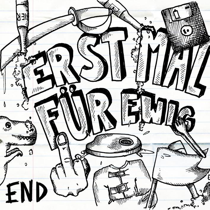 End – Erst mal für ewig Album Cover