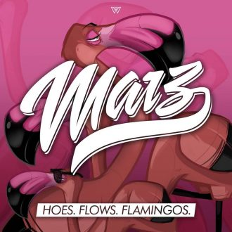 Marz - Hoez Flows Falmingos Album Cover