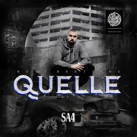 Sa4 - Neue deutsche Quelle Album Cover
