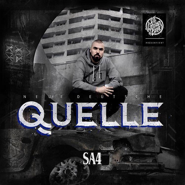 Sa4 – Neue Deutsche Quelle Album Cover