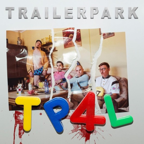 Trailerpark – TP4L Album Cover