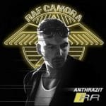 RAF Camora - Anthrazit RR Album Cover
