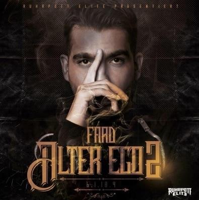 Fard – Alter Ego 2 Album Cover