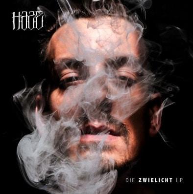 Haze – Die Zwielicht LP Album Cover