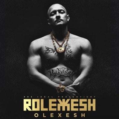 Olexesh – Rolexesh Album Cover