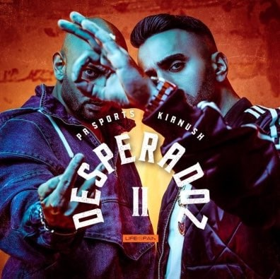 PA Sports & Kianush – Desperadoz 2 Album Cover