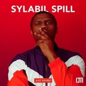 Sylabil Spill - Auf Grime EP Cover