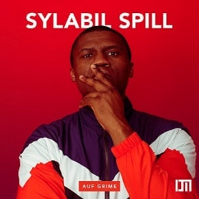 Sylabil Spill - Auf Grime EP Cover