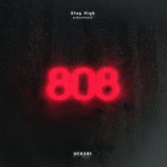 Ufo361 - 808 Album Cover