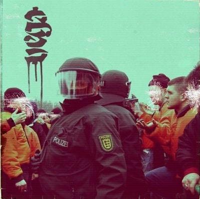 Vega – V Album Cover