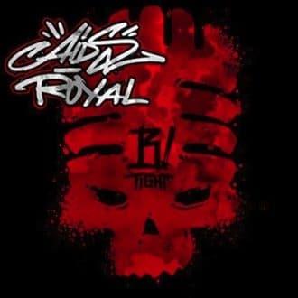 B-Tight - Aids Royal Album Cover