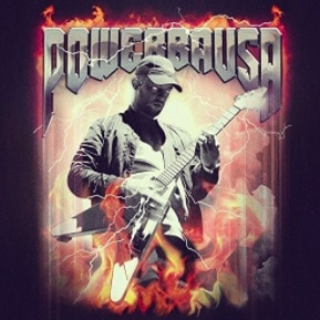 Bausa – Powerbausa Album Cover
